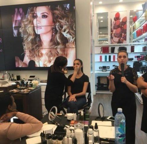 Esthetics School, Makeup Artistry - The Esthetic institute